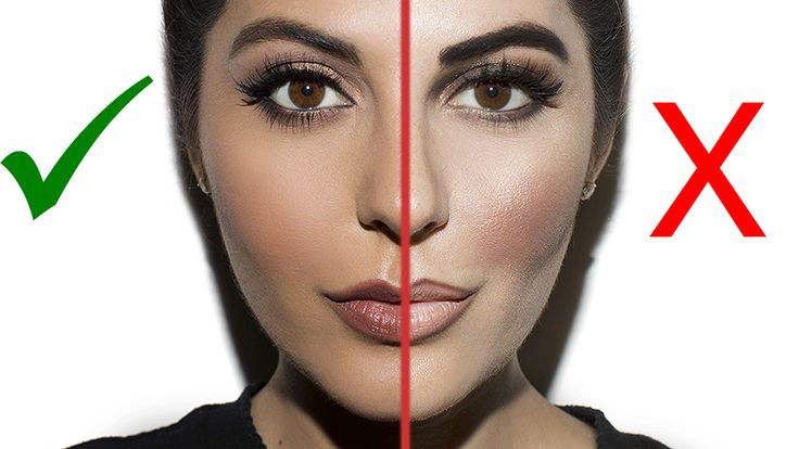The 12 most common makeup mistakes that make you look older than you are. Plus tips to bring out our own natural beauty.