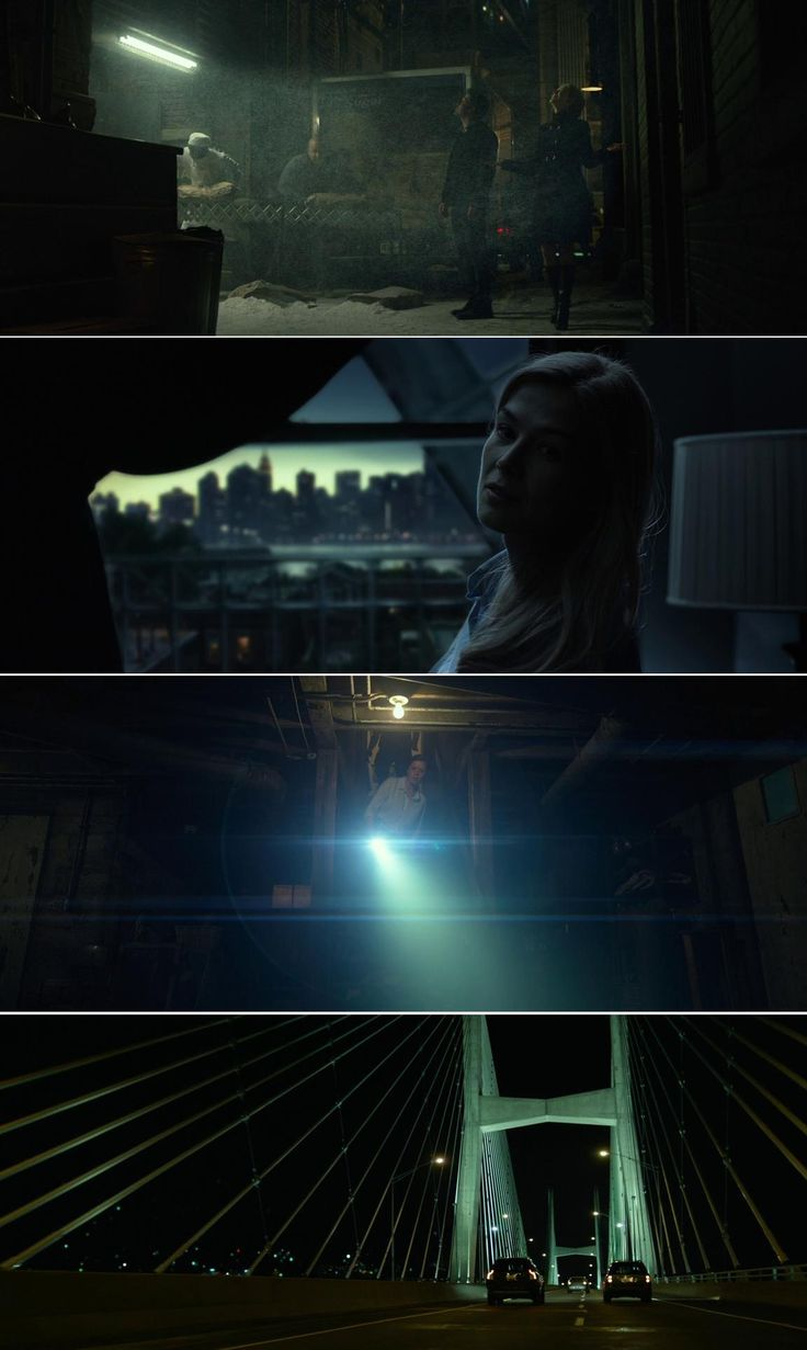 Gone Girl (2014) | Cinematography by Jeff Cronenweth | Directed by David Fincher