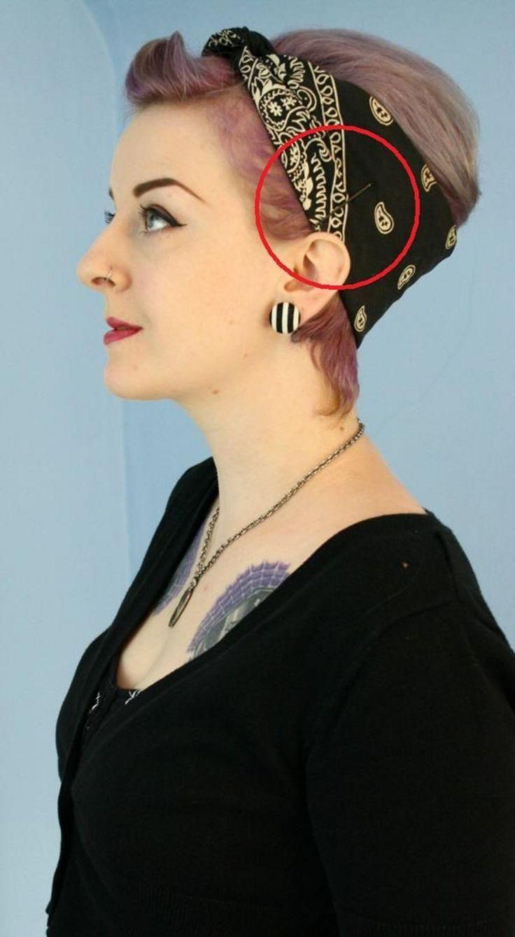 60 beautiful bandana hairstyles to increase women beauty