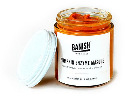 PUMPKIN ENZYME MASQUE by Banish Acne Scars