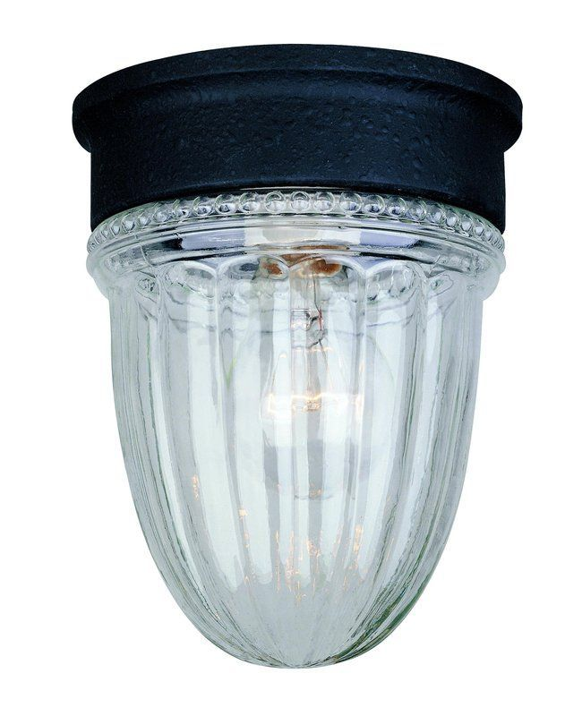 View the Savoy House KP-5-4901C Functional 1 Light Outdoor Ceiling Fixture from the Madison Collection at LightingDirect.com.