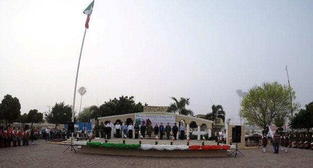Conmemora Ayuntamiento de San Fernando el Día de la Bandera - http://www.esnoticiaveracruz.com/conmemora-ayuntamiento-de-san-fernando-el-dia-de-la-bandera/
