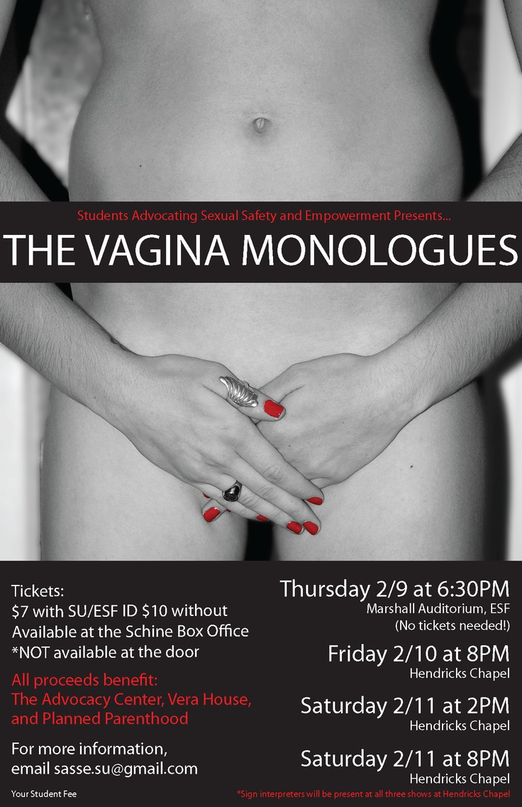 The Sex Organ Monologues
