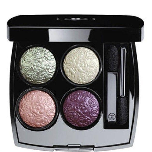 Chanel 'Ombres Fleuries' oogschaduw