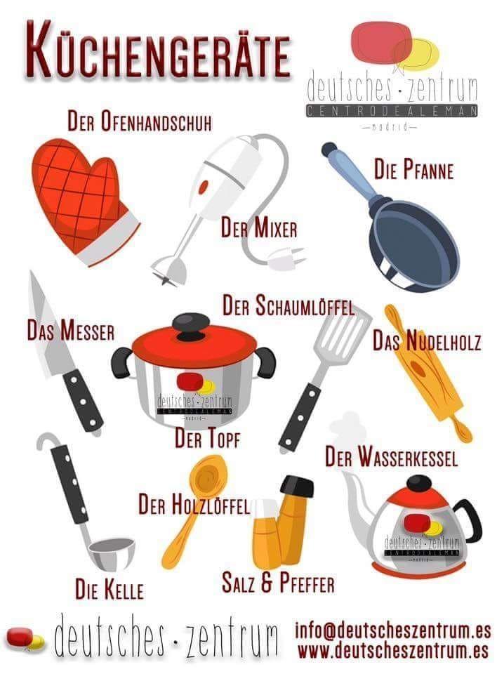Pin von Carla Ramos auf German Deutsch vokabeln, Deutsch