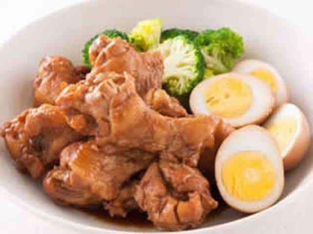 鶏のさっぱり煮の画像