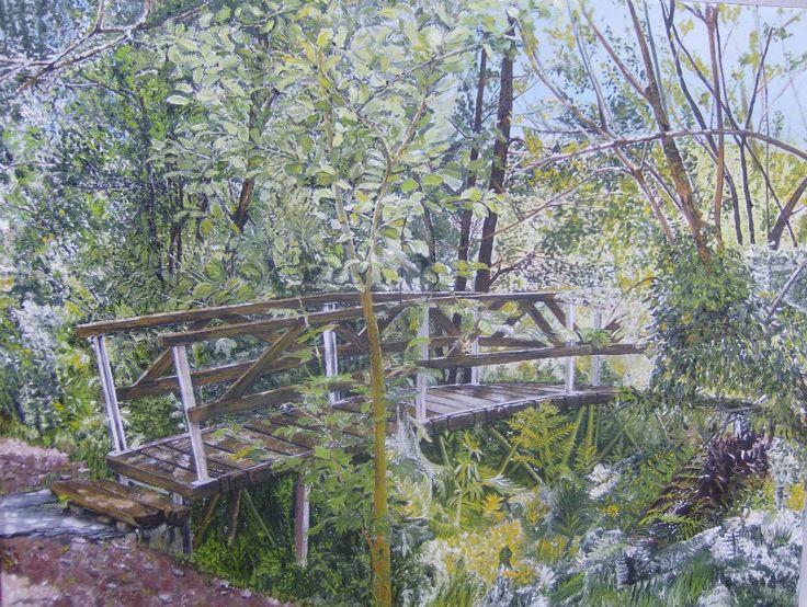 """""""a ponte"""" by Lina Santos"""