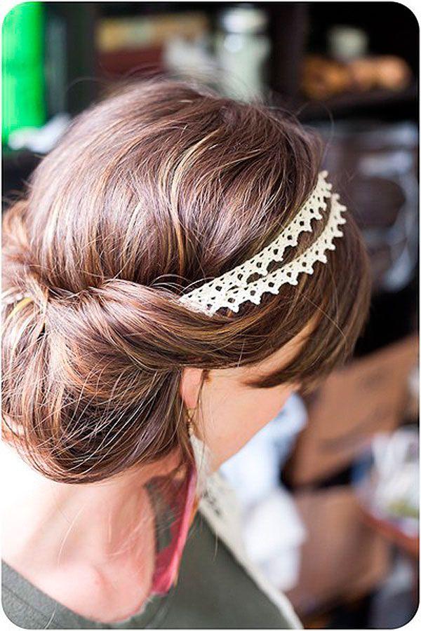 Peinados para bodas y fiestas veraniegas : El Rincón de Moda
