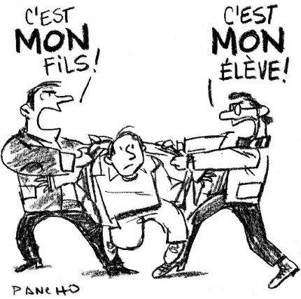La collaboration parent-prof pour les nuls !