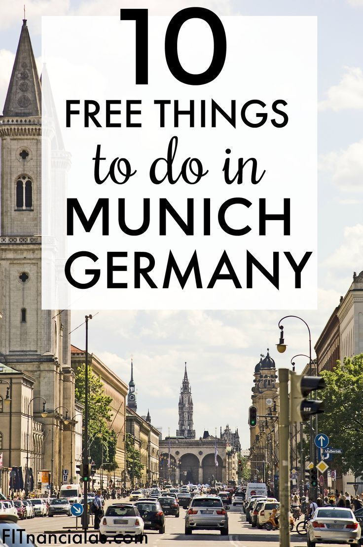 Germany On A Funds – 10 Free Issues To Do In Munich