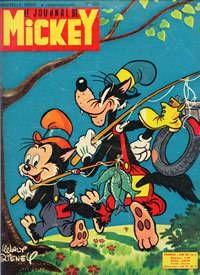Le Journal de Mickey #433 (Issue)