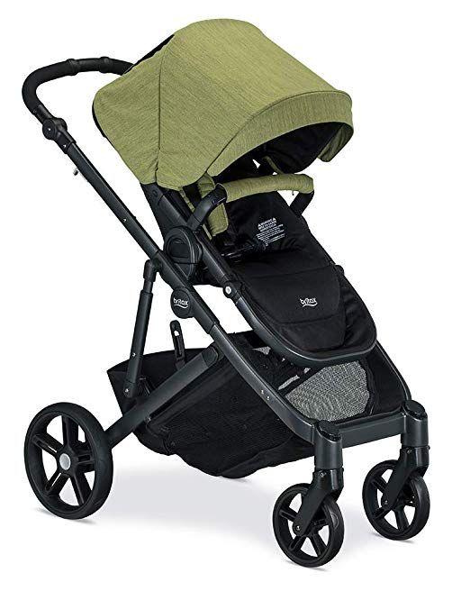 Best Luxury Strollers 2019 Best Baby Products Britax B Ready