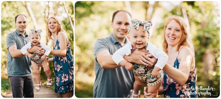 One Year photos with Blaire~ Rockford, MI -Laura Hollander Photography