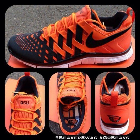 "Nike Free Trainer 5.0 ""Oregon State Beavers"" PE"
