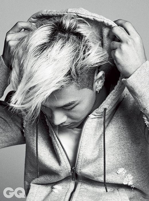 BIGBANG's TAEYANG GQ Korea Magazine July Issue '14