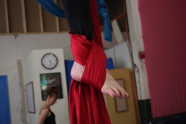 1000 Images About Aerial Silks Moves To Practice On