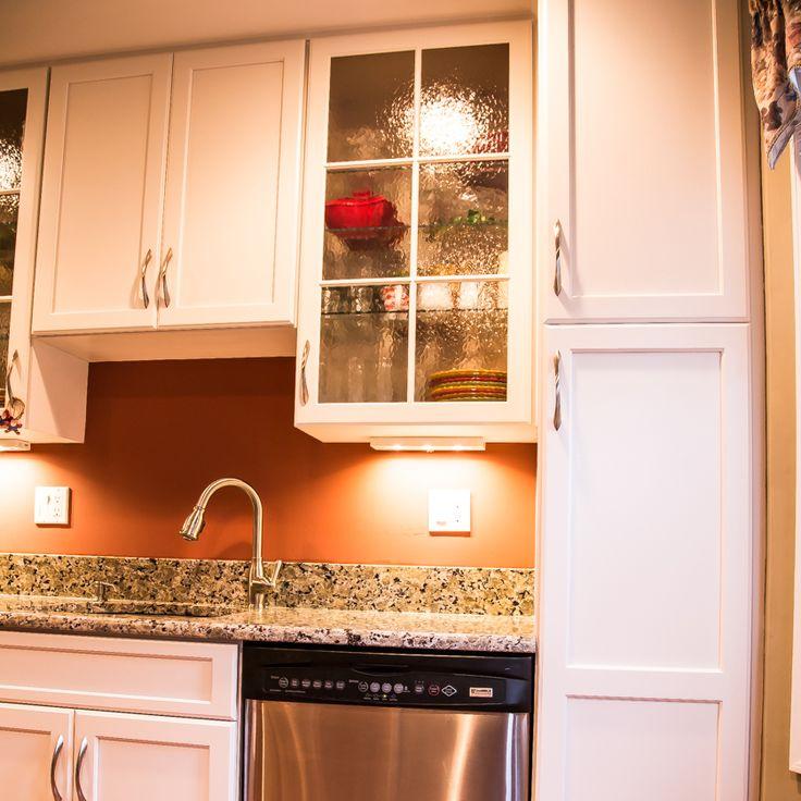 The Johnson Family Kitchen Family Kitchendisplay Cabinets