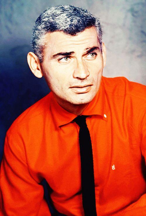 Jeff Chandler,circa 1955