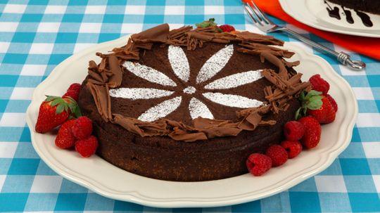 Chocolate Espresso Torte.  A super Hostess Gift for this holiday season!!