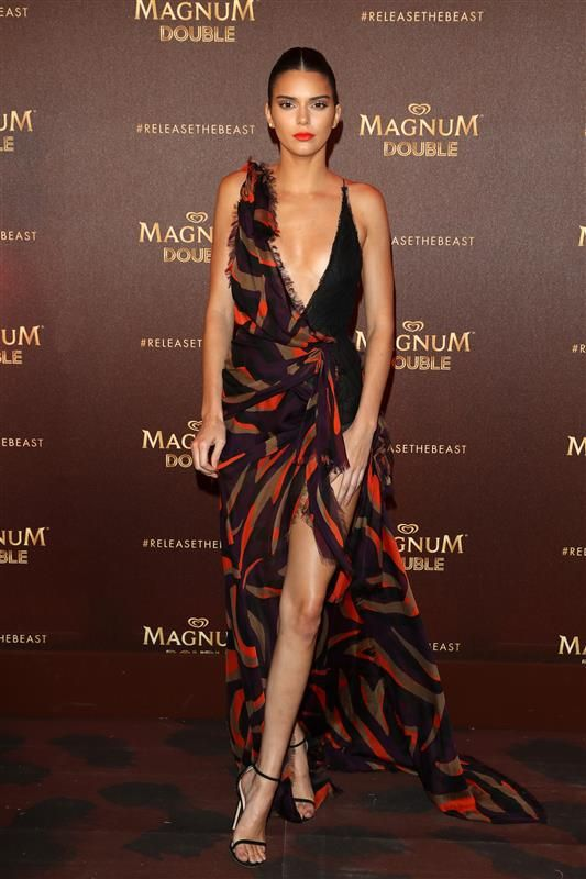 Kendall Jenner in Versace - Fashion hits and misses at the 2016 Cannes Film Festival