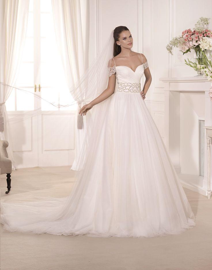 Tarik Ediz G1112, свадебное платье Tarik Ediz, wedding dress, невесты 2017, свадебное платье, bride, wedding, bridesmaid dress, prospective bride, best bride, Wedding Dress A-Line