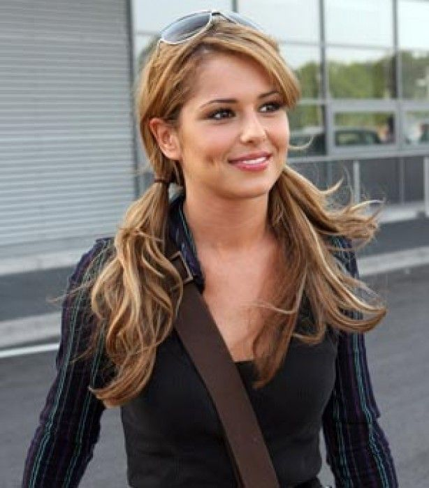 Cheryl Cole hairstyles. Like what I used to have