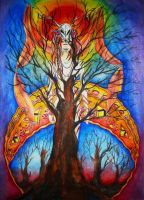 Tree by martystka