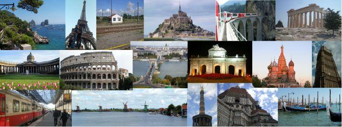 Viajar por europa - Buscar con Google