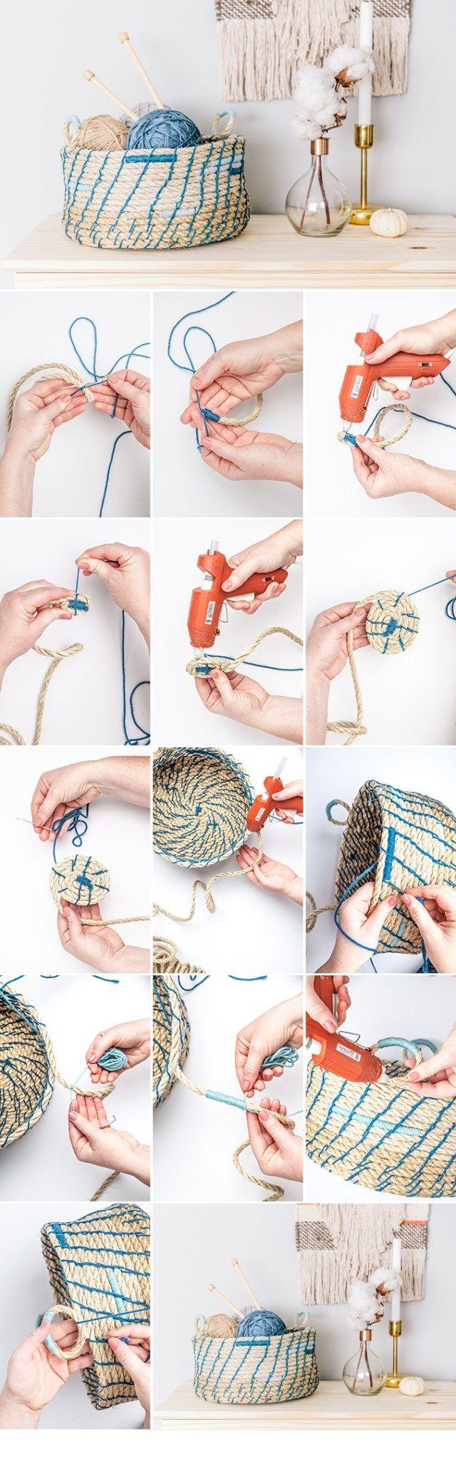 diy-rope-basket...tutorial...