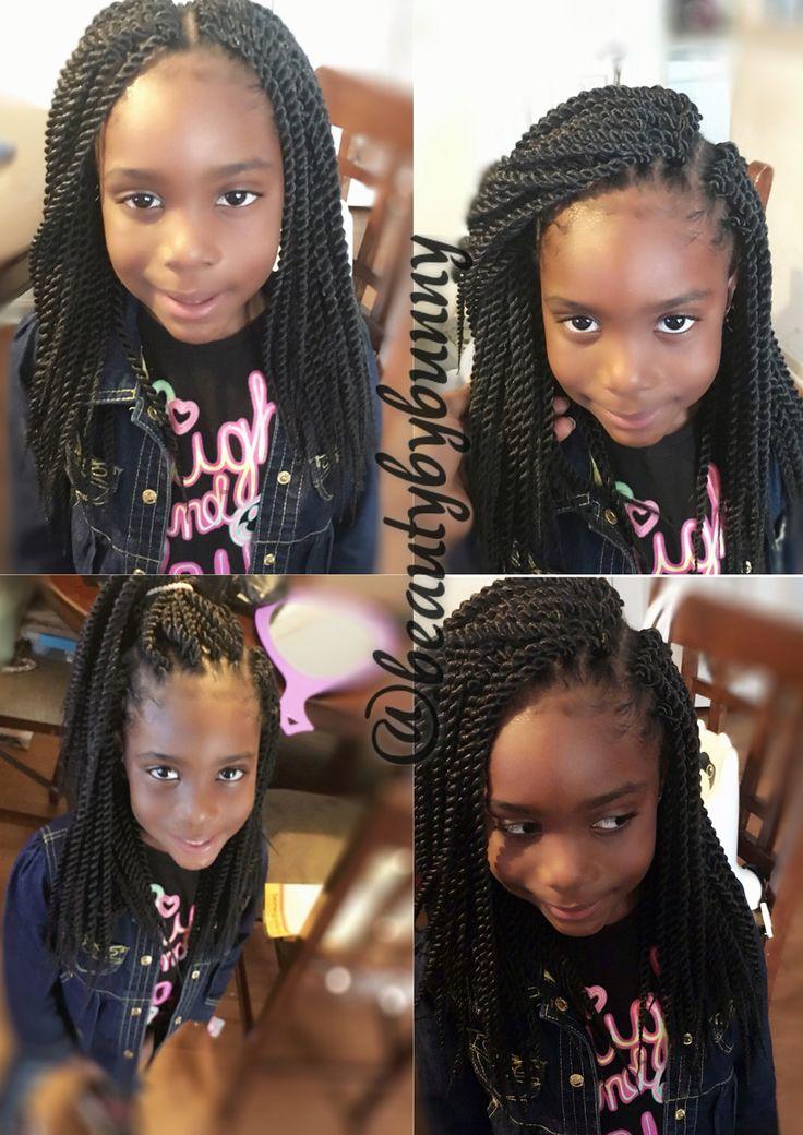 Kids Crochet Braids Hairstyles