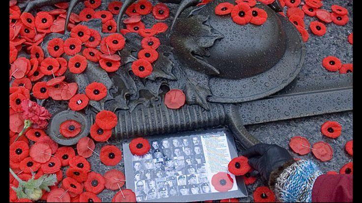 Unknown Soldier, Canada.