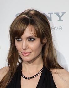 Angelina Jolie is not just an actress, but more importantly to me, a humanitarian: http://en.wikipedia.org/wiki/Angelina_Jolie