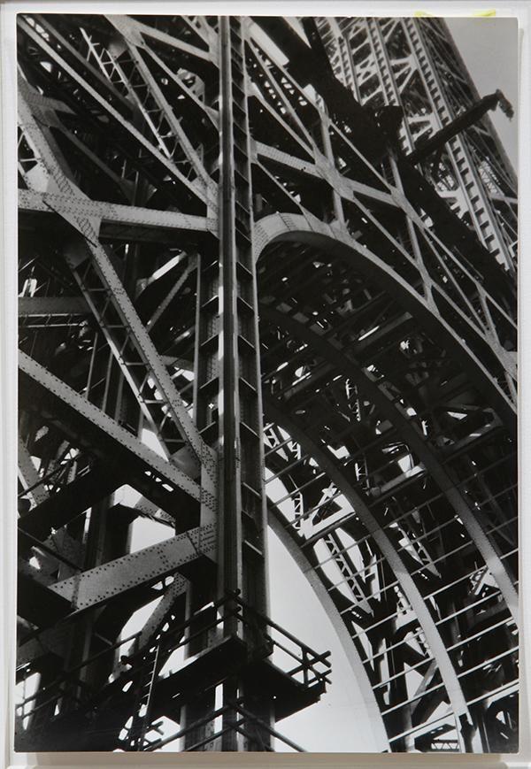 "Berenice Abbott (American, 1898-1991), ""George Washington Bridge Under…"