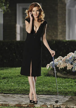 Bree Van De Kamp (Marcia Cross) #DesperateHousewives