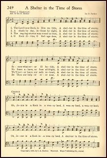 Hymn: A Shelter in the Time of Storm