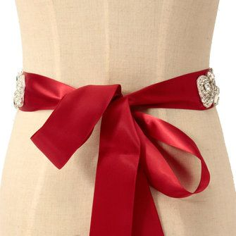 Bride Rhinestone Bead Ribbon Elegant Party Dress Sash Belt Wedding Cocktail Dress Accessories at Banggood