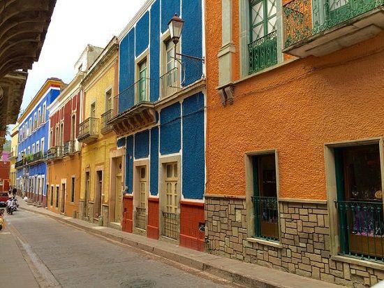 おもちゃのようなカラフルな街!メキシコの『グアナフアト』