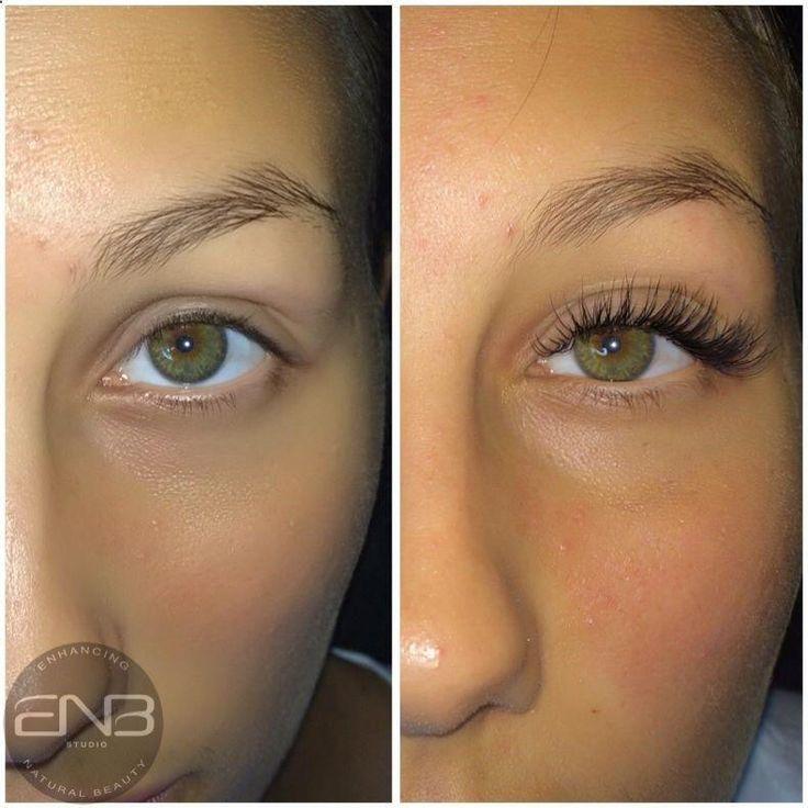 Eyelash extensions enbstudio EyelashExtensionsStyles