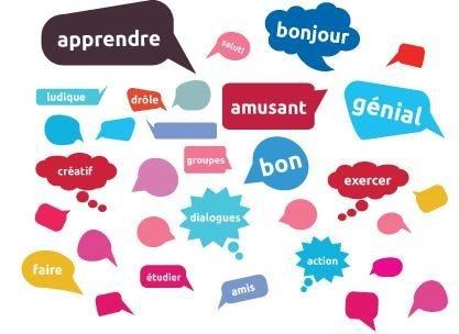 Ik ben een talenfreak, vooral gek op de Franse taal!