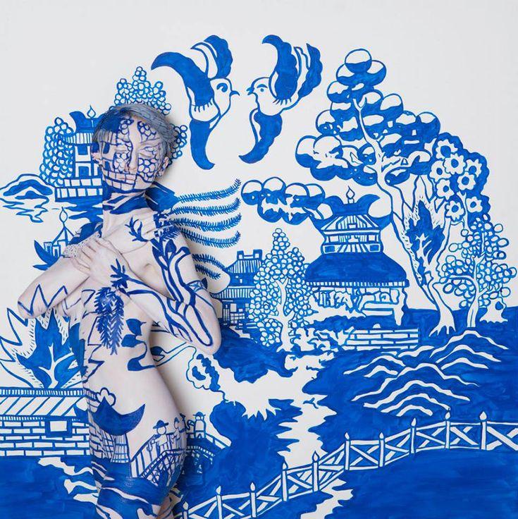 Best Boredpanda Images On Pinterest Architecture Book Nooks - Amazing body art transforms people animals human organs