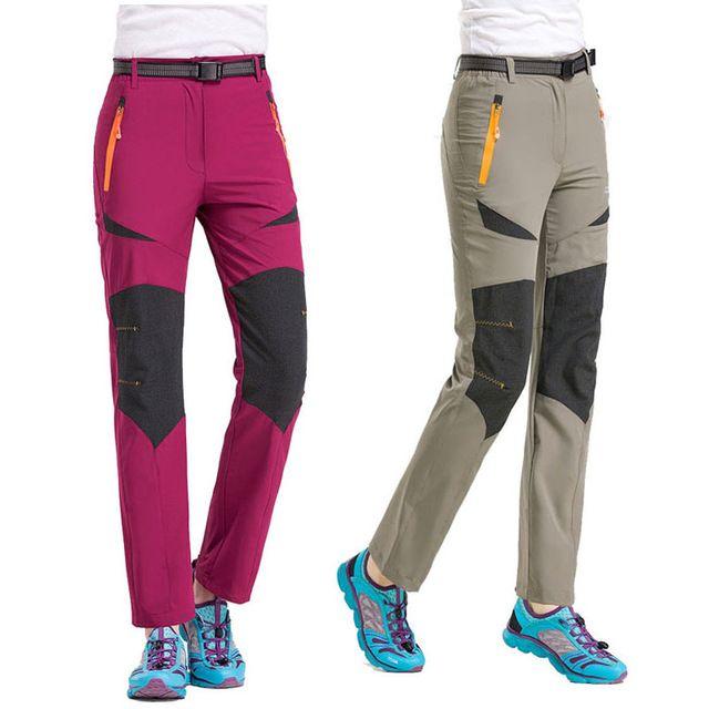 12,49 EUR, inkl. Versand: 2017 New Women Spring Summer Hiking Pants Sport Outdoor Fishing Climbing Trekking Camping Trousers Quick Dry Female Pants VB003
