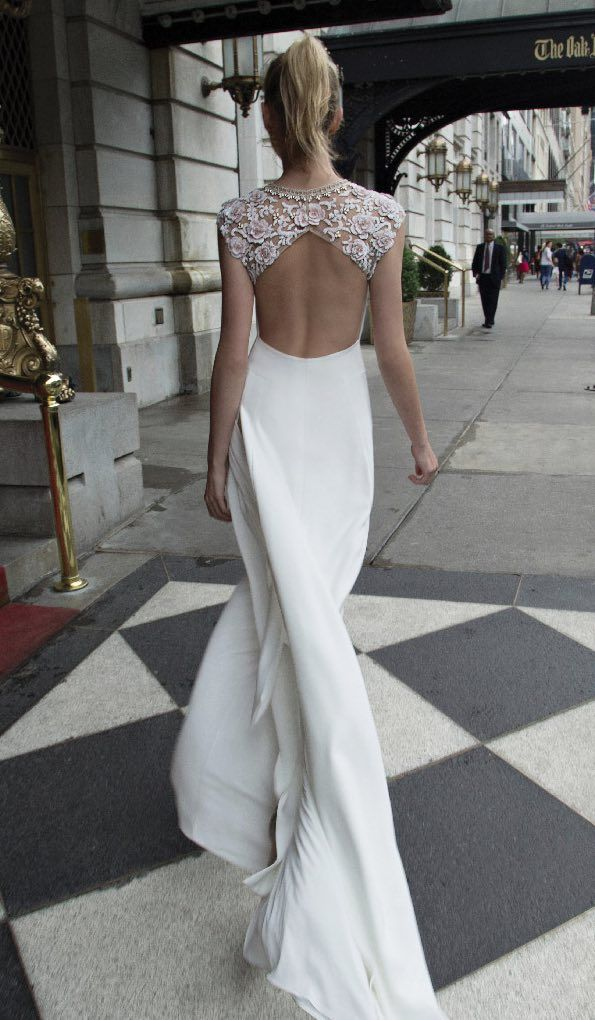 Best 25 inbal dror wedding dress ideas on pinterest for Israeli wedding dress designer inbal dror