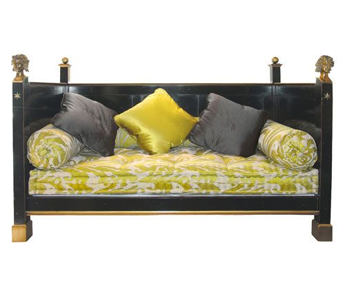 "Empire style ""Bonaparte"" day bed"