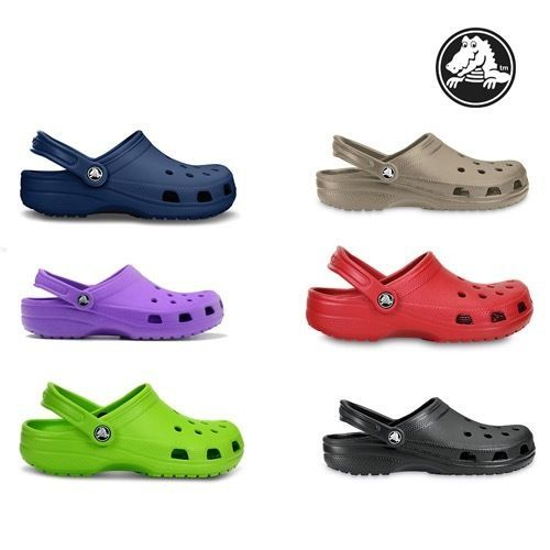 Mens Womens Crocs Original Classic Clogs Beach Ladies Sandals   | eBay