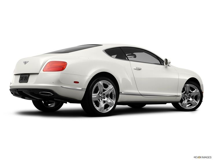 2014 Bentley Continental GT Coupe