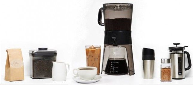 Which Cold Coffee Brewer Is the One for You? via Brit + Co.