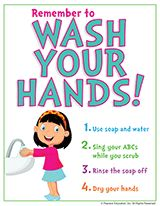 It is a photo of Accomplished Free Wash Your Hands Signs Printable