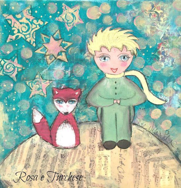Rosa e Turchese