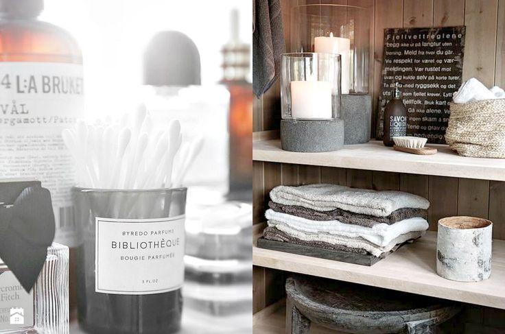 Zdjęcie: Organizacja i stylizacja w łazience. Dekoracyjne pojemniki do łazienki. - Łazienka - Styl Klasyczny - cleo-inspire