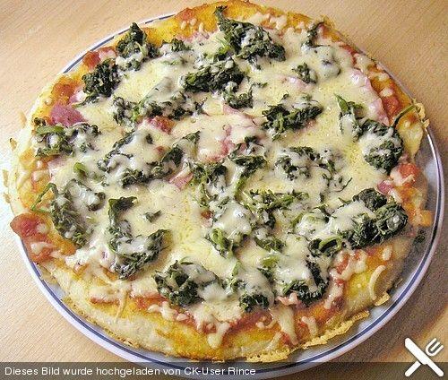 Pfannen - Pizza, ein gutes Rezept aus der Kategorie Pizza. Bewertungen: 447. Durchschnitt: Ø 4,5.